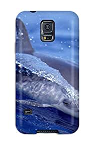 New Style New Dolphins Skin Case Cover Shatterproof Case For Galaxy S5 7846263K94994756