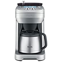 Breville Grind Control 12-Cup Coffee Maker (BDC650BSS)