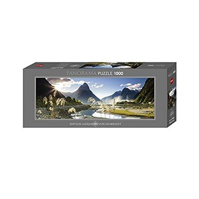 Heye Puzzle Milford Sound Panoramico 1000 Pezzi 29606