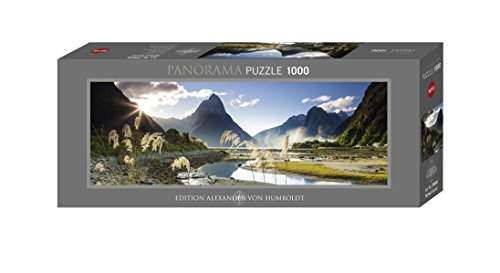1000pc Heye Panorama Milford Sound Edition Humboldt - In Stores Milford