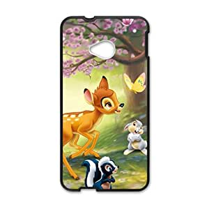 Disney lovely animals Cell Phone Case for HTC One M7