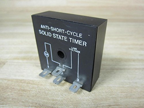 Ssac Timer Solid State (SSAC TL120A5T Time Delay Solid State Timer)