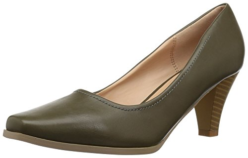 Brinley Co Dames Lyla Pump Olive