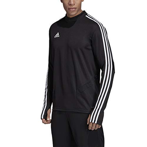 adidas Tiro 19 Training Top-Black/White L