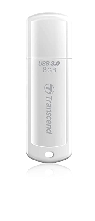 Transcend JetFlash 730 8GB USB 3.0 Pen Drive External Devices & Data Storage at amazon