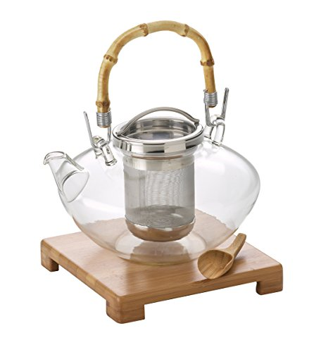 BonJour Handblown Stainless Infuser 42 Ounce product image