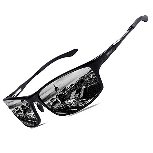 Bircen Polarized Sunglasses for Men Women UV Protection Driving Golf Fishing Sports - Sunglasses Polarized Golf
