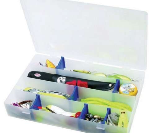 Flambeau Outdoors 00900 IDS 900 - 4 Compartments (Includes (8) Zerust Dividers) by Flambeau