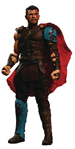 Mezco Toys One:12 Collective: Marvel Ragnarok Thor Action Fi