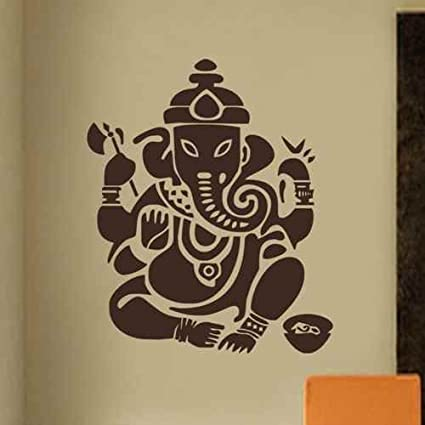 Amazon.com: Diggoo Ganesh Elephant Hindu Pantheon Hand God India ...
