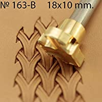 Leather Crafting Stamp Tool for Leather Crafts Brass #7