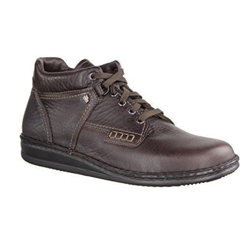 Finn Comfort - Zapatillas de Piel para hombre marrón marrón