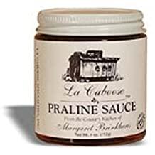 La Caboose Praline Sauce. Ms. Margaret Brinkhaus, From Sunset, Louisiana, Takes Great Pride in Her Home-made Jellies. She Grows Her Own Flowers, Herbs and Fruit to Produce La Caboose Jelly. Each Jelly Is Made One Batch At Time, Hand Stirred and Then Hand Poured Into 4 Oz. Jars, and Hand Labeled. She Uses Only Pure Fruit, Sugar and Pectin - No Additives or Preservative. This Praline Sauce Is Excellent on Ice Cream or Use As a Topping on Dessert Dishes.