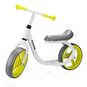 Balance Bike Flykul Children Balance Bikes Walking Bicycle No Pedal Bicycle Kids Bicycle Sport Balance Bike Adjustable Handle Height for Kids Age 2-5 Years, 66 lbs Capacity