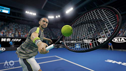 AO Tennis 2 (NSW) - Nintendo Switch 4