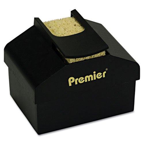 Aquapad Envelope Moisture Dispenser, 3 3/4 x 3 3/4 x 2 1/4, Black by Premier® -