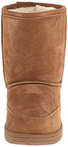 Bearpaw Unisex-Kinder Meadow Youth Schlupfstiefel Braun (HICKORY II  220)