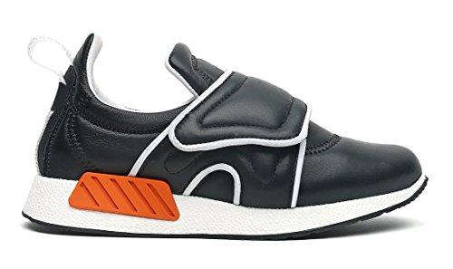 Donna Collo Logan A Nero 2122 Basso Sneaker Running qXXtO