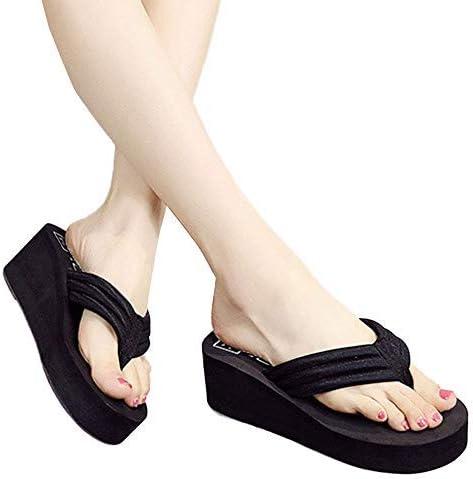 Sandalias de Mujer Verano Calzado Tacon Alto Moda Sandalia de Flores Plataforma
