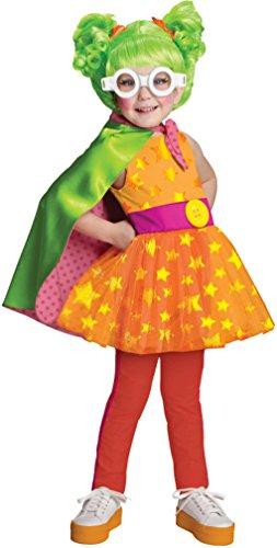 Child size Lalaloopsy Dyna Might Costume - Medium -