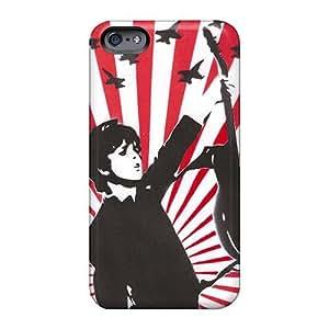 RichardBingley Iphone 6 High Quality Hard Phone Covers Unique Design Beautiful Green Day Image [Sob870aDYy]