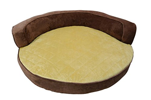 Canine Cushion Round Bed - 3