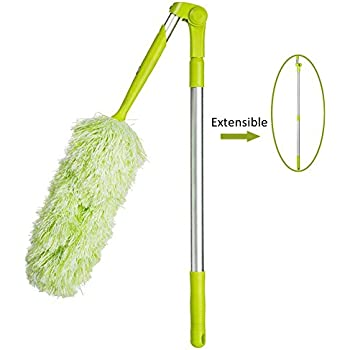 Amazon Com Yishine Microfiber Feather Duster With