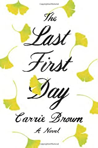 book cover of The Last First Day