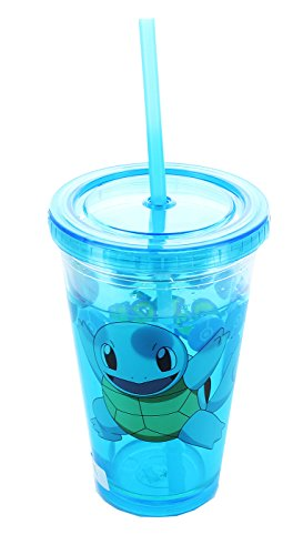 Price comparison product image Pokemon Squirtle Carnival Cup With Floating Pokeballs