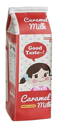 Amazon.com: Simulación Box Caja de cartón de leche Cute PU ...