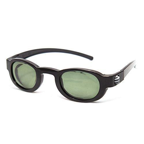 FocusSpecs Near-Sighted Adjustable Focus Glasses (-1.0 to -5.0) - Nearsighted Sunglasses