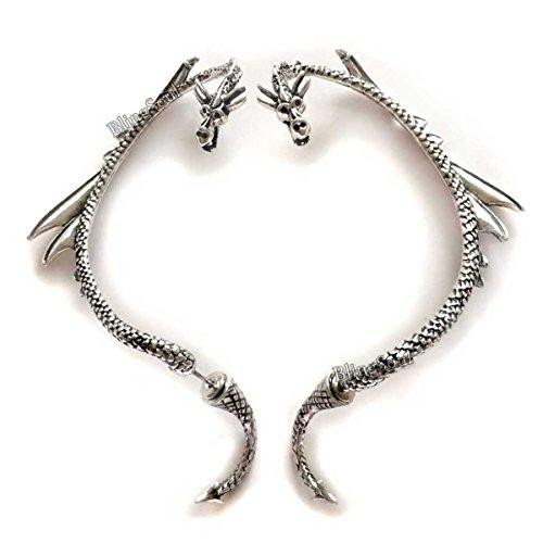 Game of Thrones Costume Jewelry Dragon Ear (Joffrey Baratheon Costume)