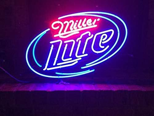 Miller Lite Mancave Brewery Bar Decor Beer Bottle Cap Magnet Six Pack Stocking Stuffer Gameroom Groomsman Miller Gifts for Men