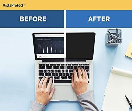 13.5 Zoll Entfernbar VistaProtect Premium Blickschutzfilter /& Schutzfolie f/ür Microsoft Surface Book 2