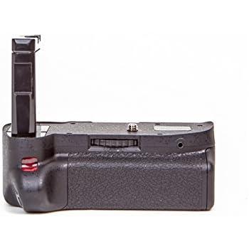 Dolica DN-D3100 Battery Power Grip for Nikon D3100/D3200/D3300/D5300 (Black)