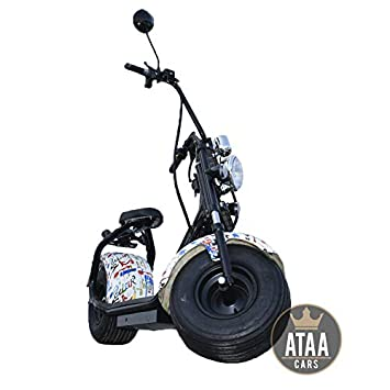 ATAA CityCoco Matriculable Picasso - Patinete Scooter ...