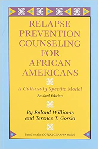 Amazon.com: Relapse Prevention Counseling for African Americans: A ...