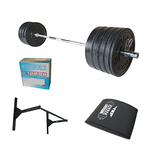 Crossfit equipment packages perfect for a garage
