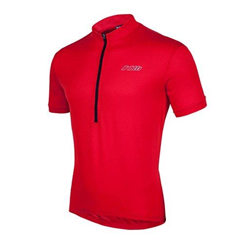- Bpbtti Men's SS Bike Biking Shirt Solid Color Cycling Jersey(Chest 40-42