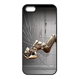 For SamSung Galaxy S3 Phone Case Cover Young Recharging Cyborg For SamSung Galaxy S3 Phone Case Cover {Black}