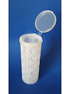 Kefir Fermenter: Container for Milk & Water Kefir Grains Large Size - 210 cc