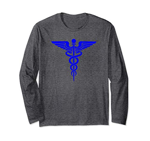 Medical Profession Nurse Doctor Hospital Caduceus shirt