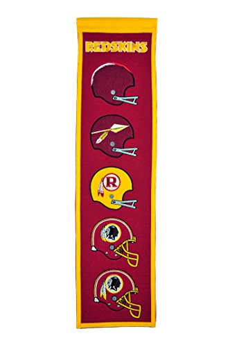 NFL Washington Redskins Heritage Banner