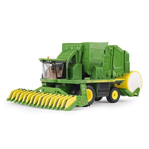 1/64 John Deere CS690 Cotton Stripper Toy by Ertl #45512 - LP53358