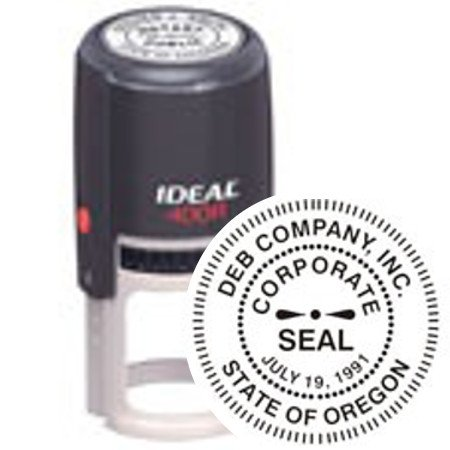 business seal stamp - 3