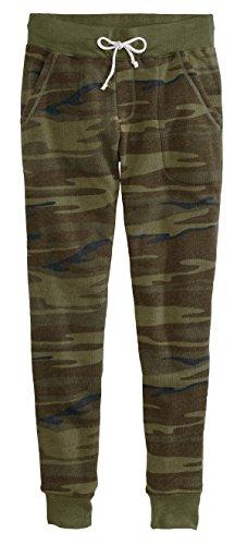 Ladies Ecco Fleece Jogger Pants Sizes product image