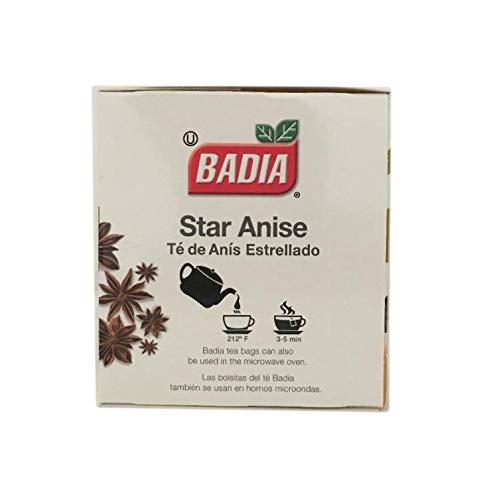 30 bolsas Star Anise Tea Digestive Heartburn aid/Anis ...