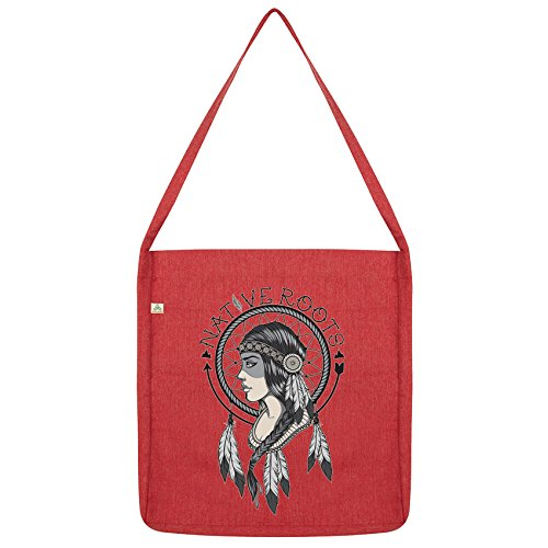 Twisted Tote Envy Bag Envy Roots Red Indian Native American Twisted rrq0F