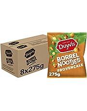 Duyvis Borrelnootjes Provencale, Doos 8 stuks x 275 g