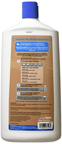 Picture of Four Paws Magic Coat Hypo-Allergenic Dog Shampoo, 32 oz